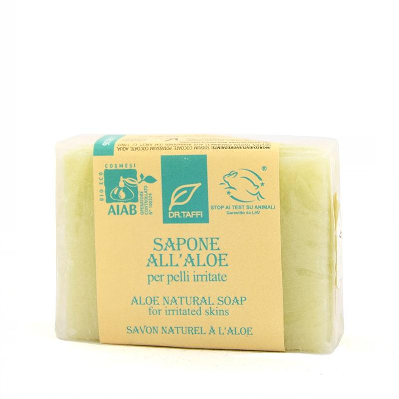 aloe natural soap