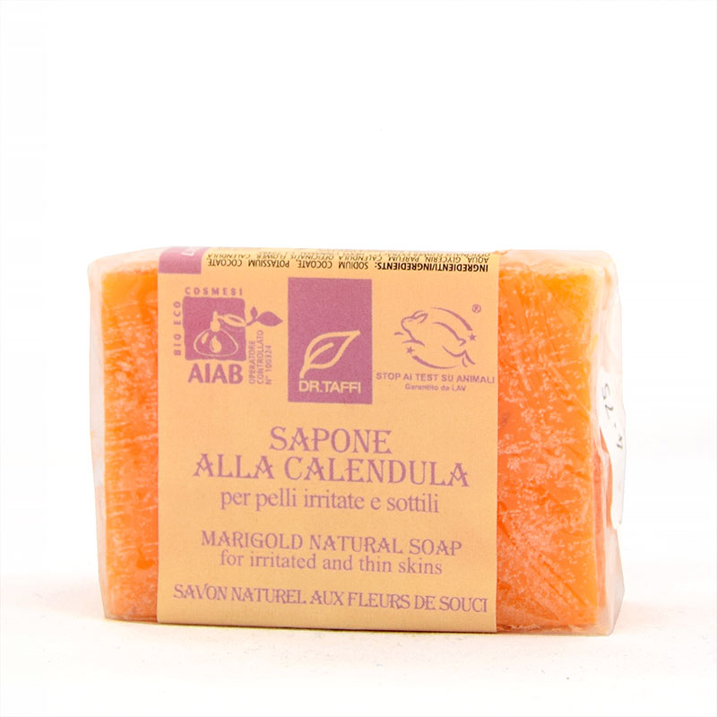 marigold natural soap