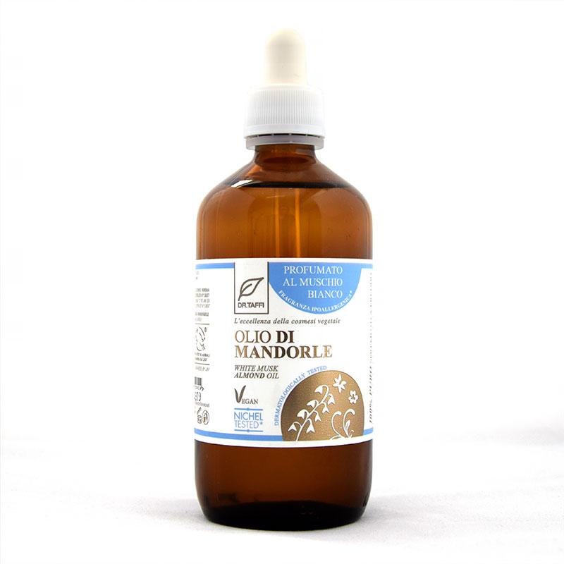 almond oil white musk