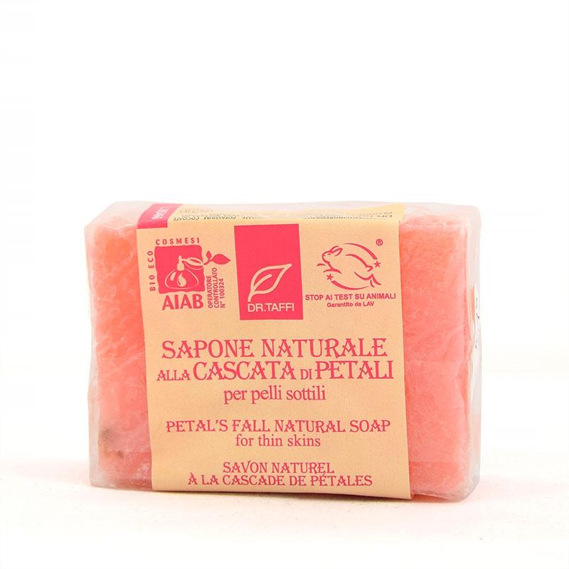 petals fall natural soap
