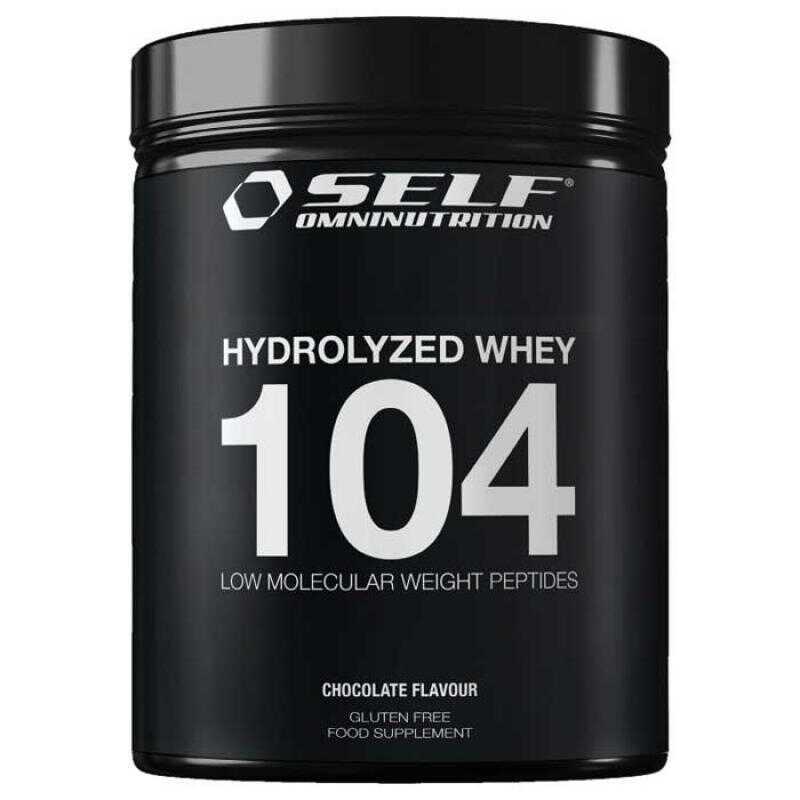 Self Omninutrition 104 Hydrolyzed Whey 1000gr Chocolate