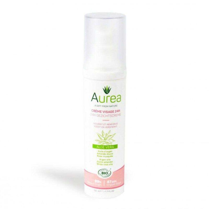 Aurea Organic 24 Hour Face Cream 50ml