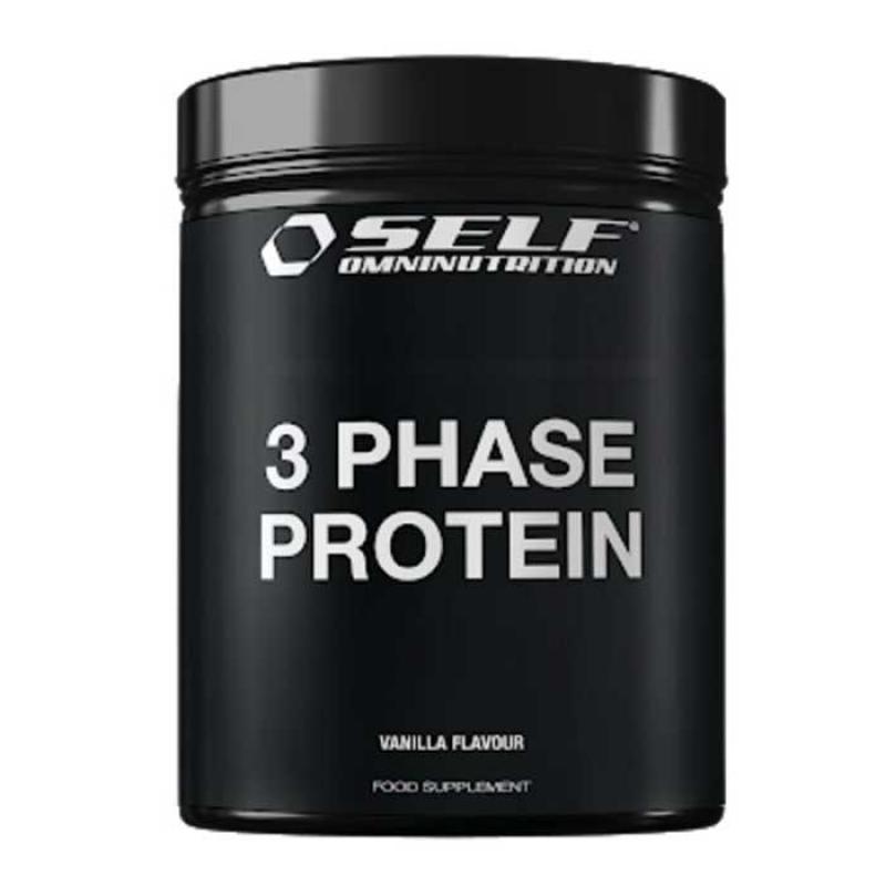 Self Omninutrition 3 Phase 8 Hours Protein 1000gr Vanilla