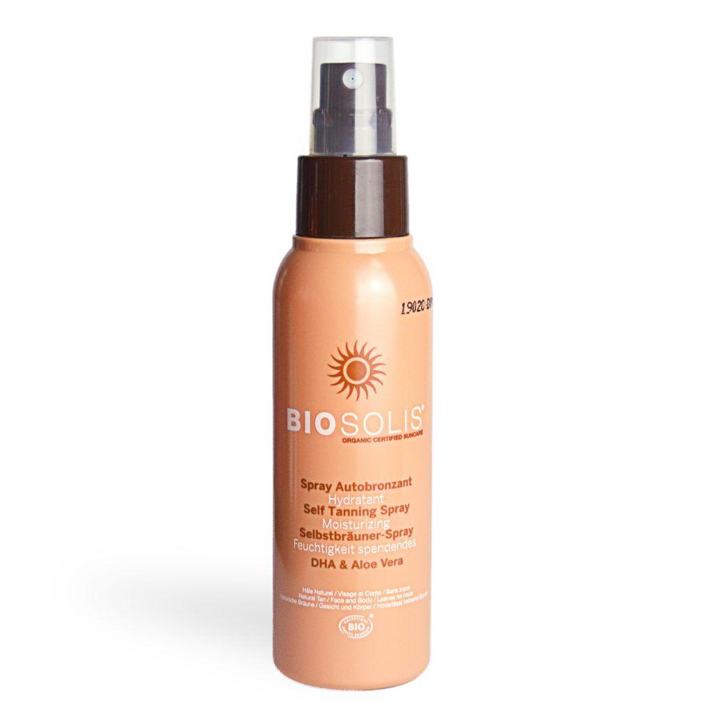 Biosolis Αυτομαυριστικό Self Tanning Spray 100ml