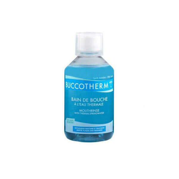 Buccotherm All Natural Mouthwash Alcohol Free 300 ml