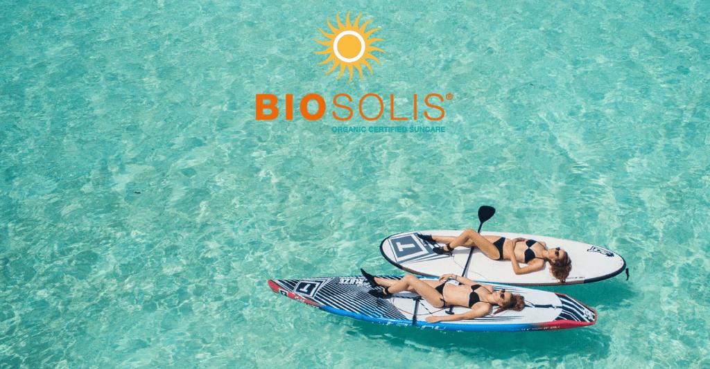 Biosolis Sun Milk Αντηλιακό προσώπου & σώματος SPF15 50ml