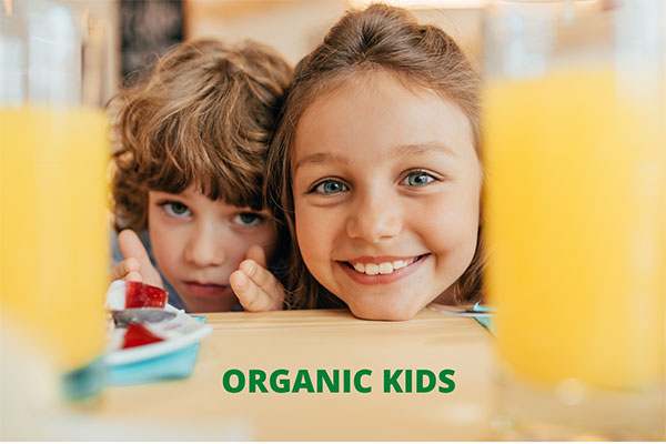 Organic kids