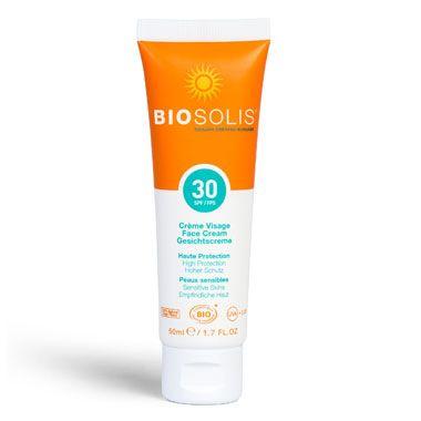 Biosolis Αντηλιακό προσώπου Anti Age SPF30 15ml