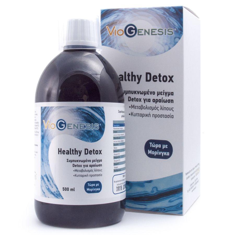 Viogenesis Healthy Detox 500 ml discontinued