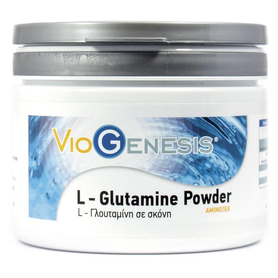 Viogenesis L-Glutamine Powder 250 gr