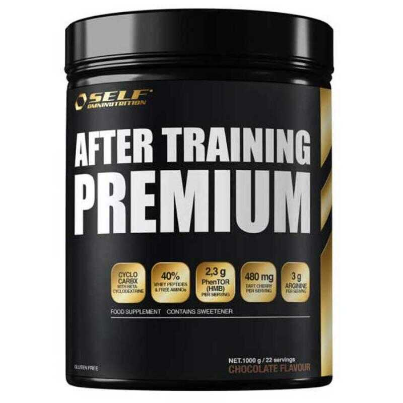 Self Omninutrition After Training Premium 1000gr Chocolate