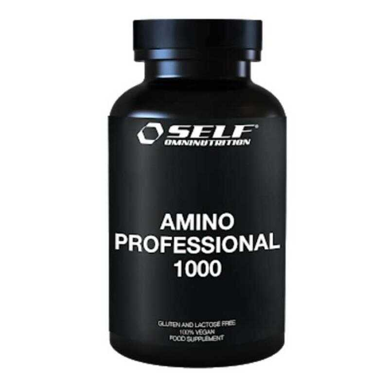 Self Omninutrition Amino Professional 1000 100 ταμπλέτες