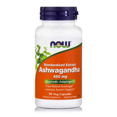 Now Foods Ashwagandha Extract 450mg κάψουλες
