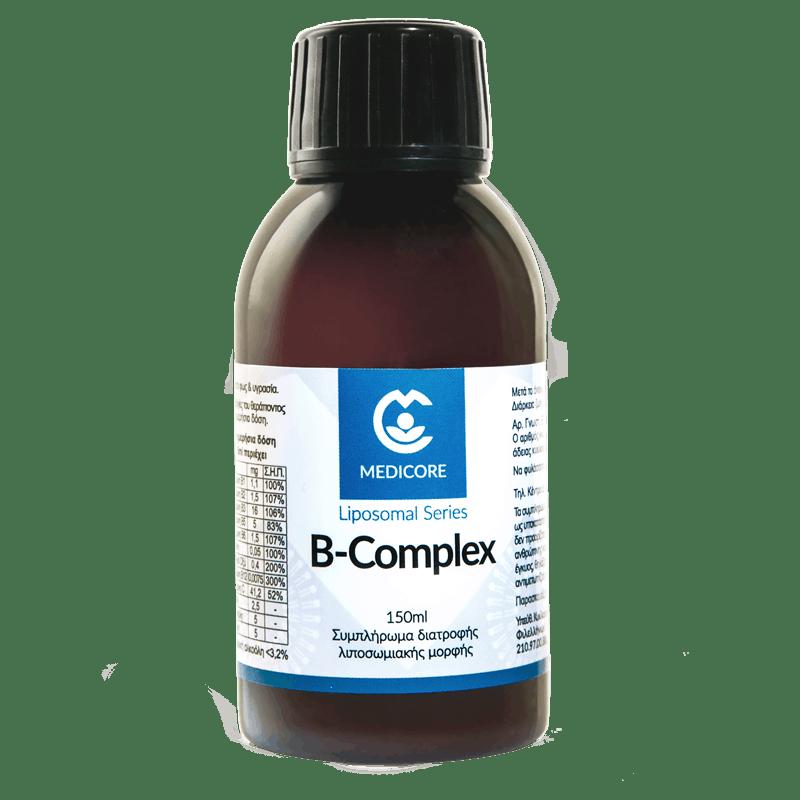 Medicore Liposomal Vitamin B-Complex 150ml
