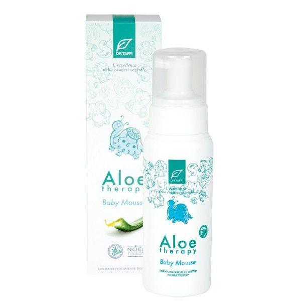 Dr.Taffi Βρεφικός Αφρός Μπάνιου για Ευαίσθητες Επιδερμίδες Organic Baby Mousse Cleansing Foam for Sensitive Skin 250ml
