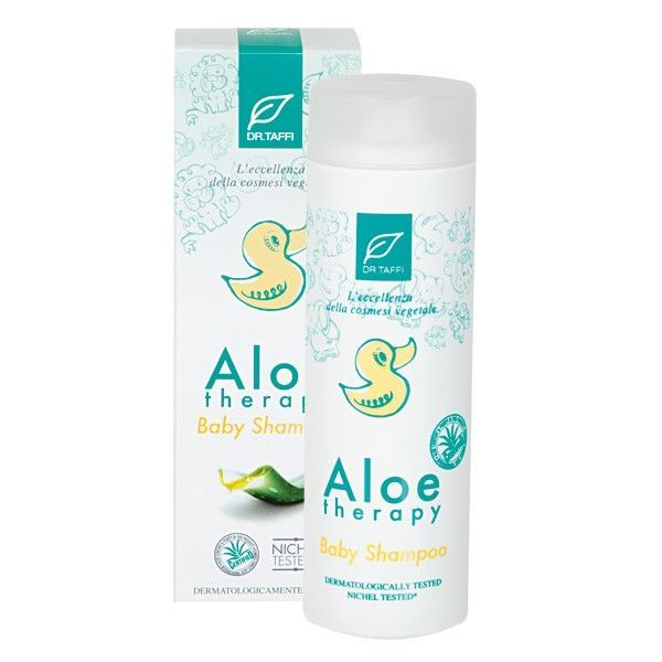 Dr.Taffi Βρεφικό Σαμπουάν Organic Baby Shampoo 200ml