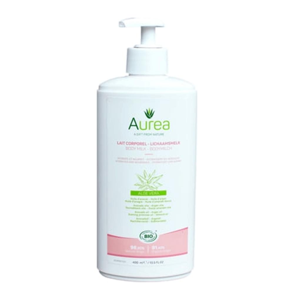Aurea Organic Body Milk 400ml