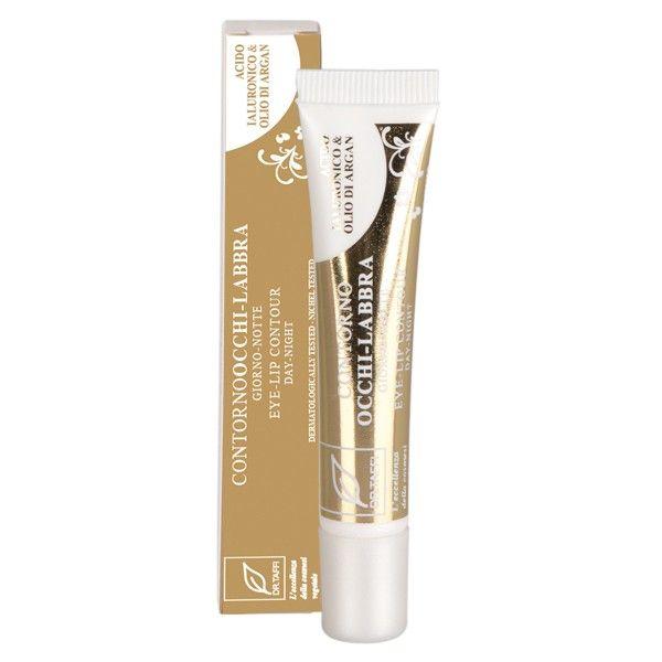 Dr.Taffi Αντιρυτιδική Περιποίηση Ματιών/Χειλιών Organic Anti Wrinkles Lifting Serum for Eyes & Lips 10ml