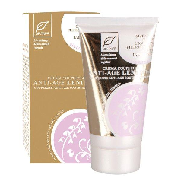 Dr.Taffi Απαλυντική Κρέμα Ενυδάτωσης Προσώπου Organic Soothing Face Cream 30ml