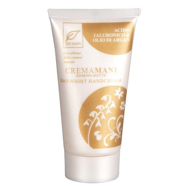 Dr.Taffi Ενυδατική Κρέμα Χεριών & Νυχιών Organic Hand & Nail Moisturizing Cream 50ml