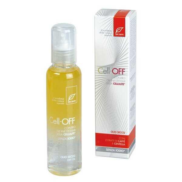 Dr.Taffi Ξηρό Λάδι Σώματος για Κυτταρίτιδα Cellulite Dry Oil 150ml