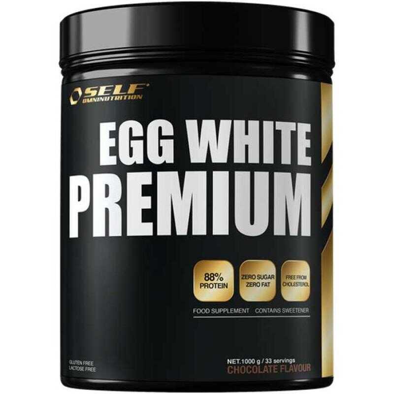 Self Omninutrition Egg White Premium 1000gr Chocolate