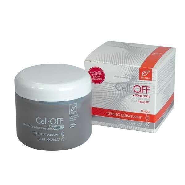 Dr.Taffi Λάσπη Σώματος για Κυτταρίτιδα Cellulite Mud 500gr