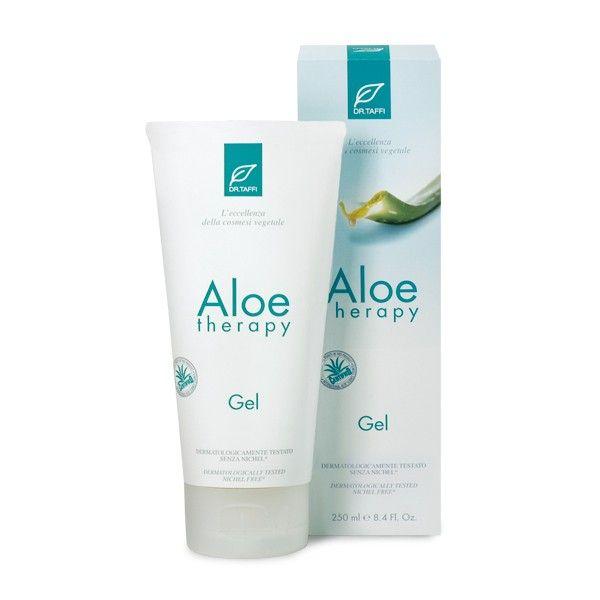 Dr.Taffi Τζελ Καθαρισμού Σώματος Organic Aloe Vera Gel 200ml