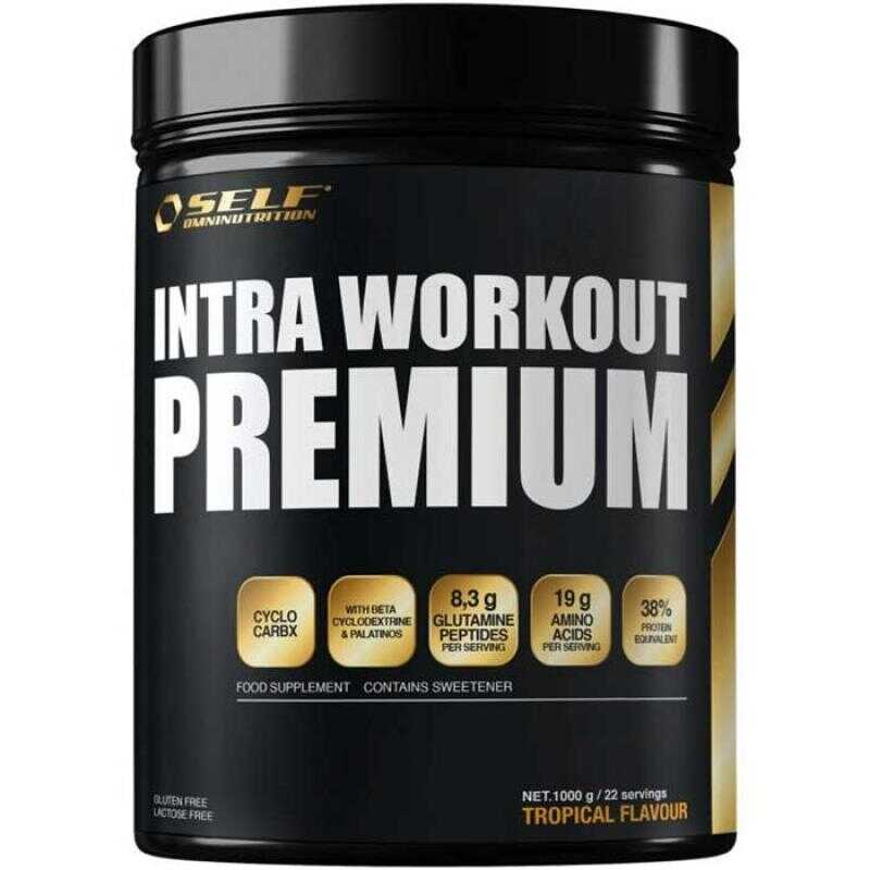 Self Omninutrition Intra Workout Premium 1000gr Tropical
