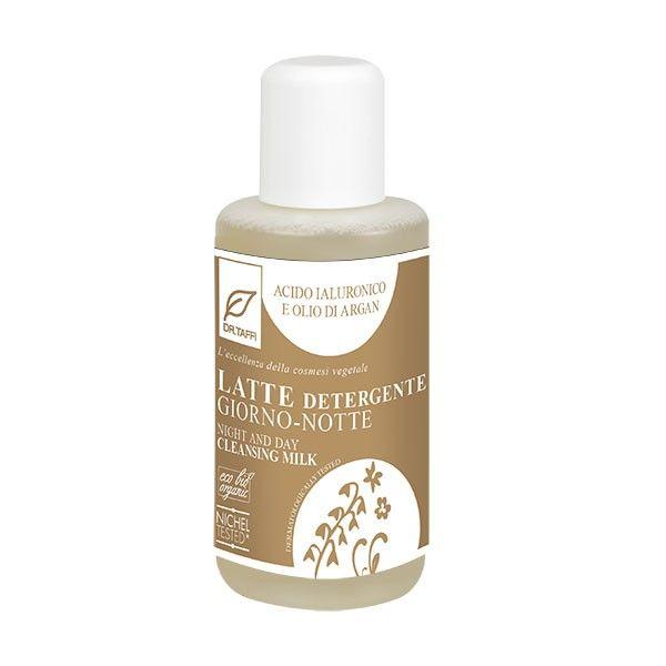 Dr.Taffi Latte Detergente Giorno-Notte Γαλάκτωμα Καθαρισμού Ημέρας/Νύχτας