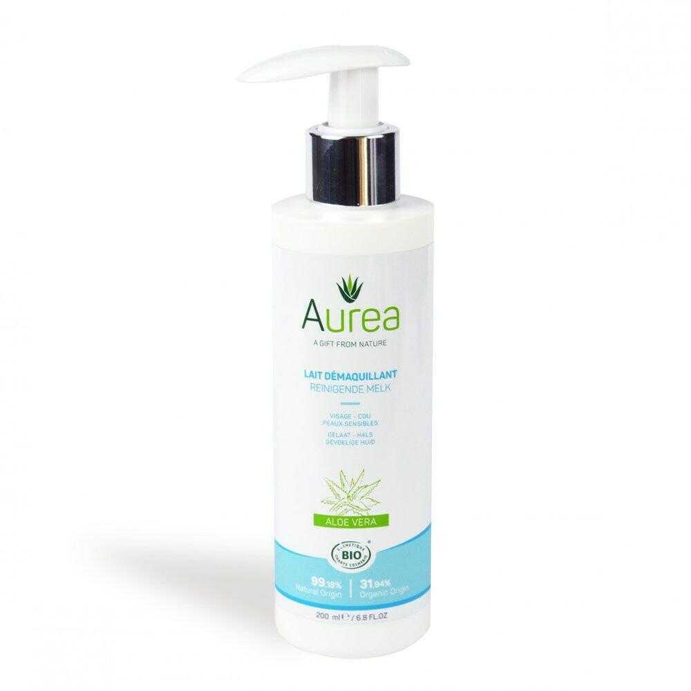 Aurea Organic Cleansing Milk 200ml