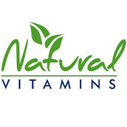 natural vitamins logo