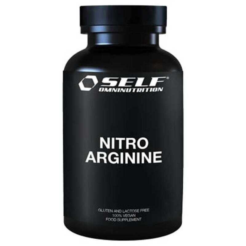 Self Omninutrition Nitro Arginine 180 κάψουλες