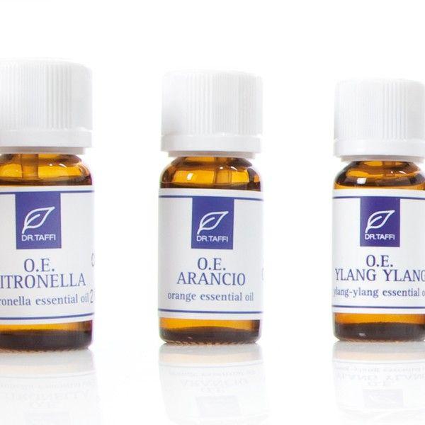 Dr.Taffi Αρωματικό Λαδάκι Χώρου & Σώματος Citron Essencial Oil 10ml