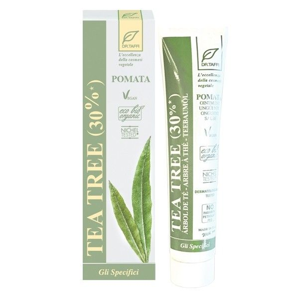 Organic Tea Tree Oil Treatment - 50ml