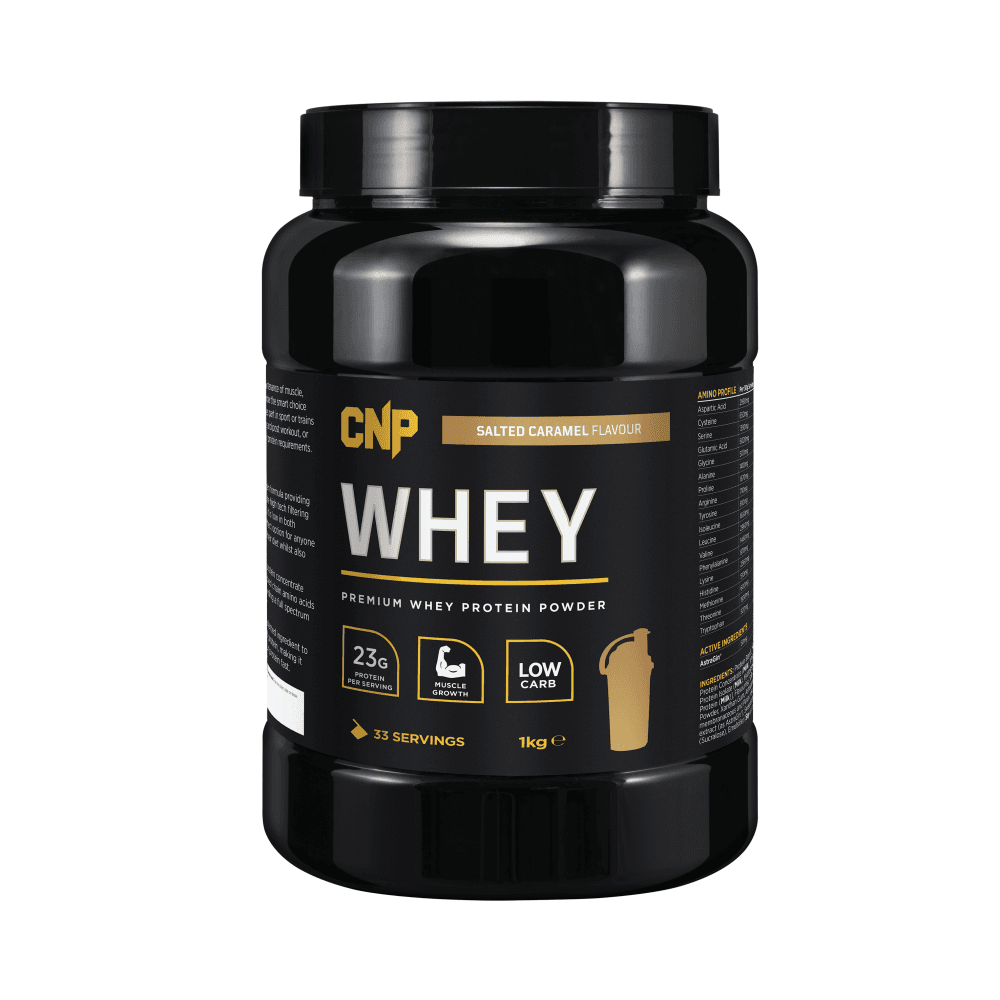CNP Whey Prenium Protein 1000gr Αλμυρή Καραμέλα