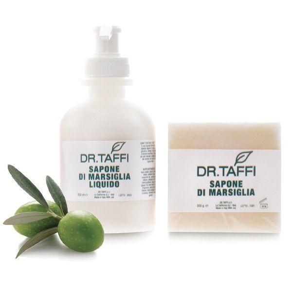 Dr.Taffi Υγρό Σαπούνι Χεριών Organic Marsiglia Liquid Soap 250ml