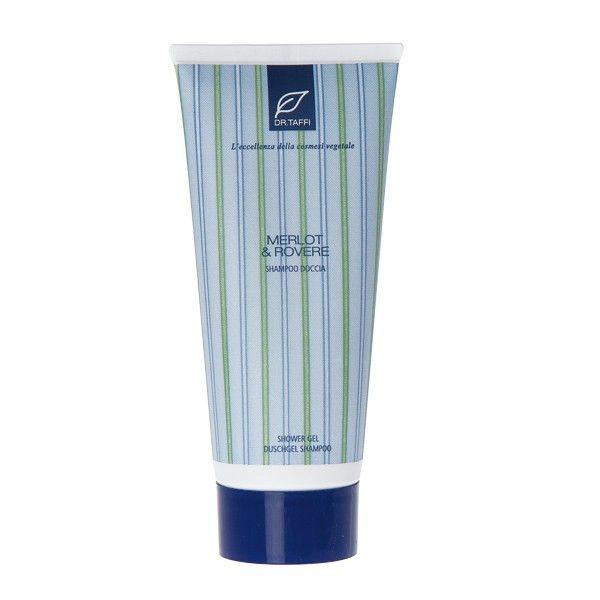 Dr.Taffi Σαμπουάν & Αφρόλουτρο 2 σε 1 Organic Shampoo & Shower Gel Anise Durmast Amber 200ml
