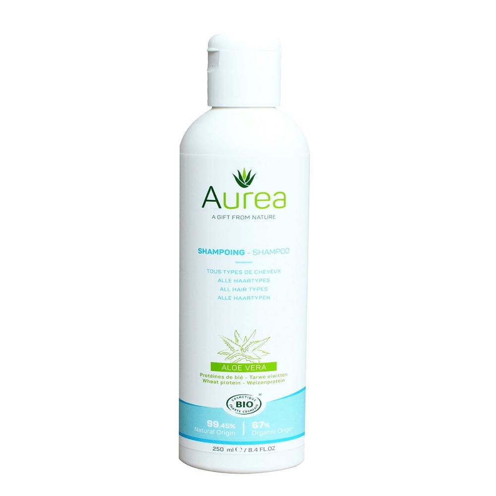 Aurea Organic Shampoo for all Hair Types 250ml