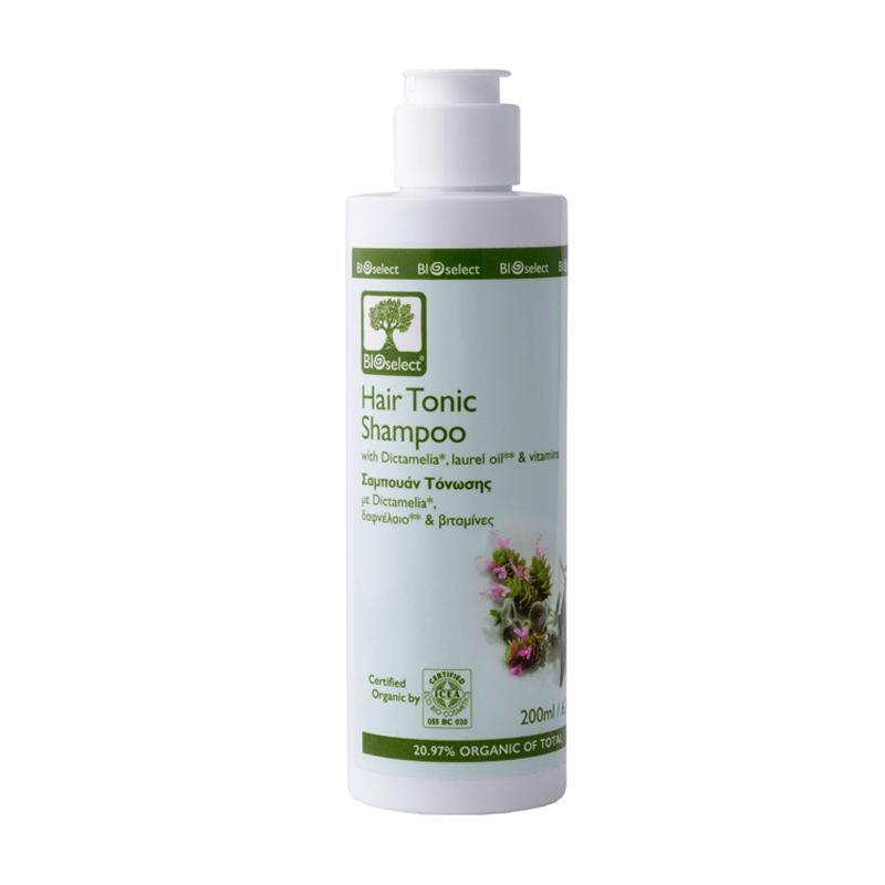 Bioselect Hair Tonic Shampoo - 200ml