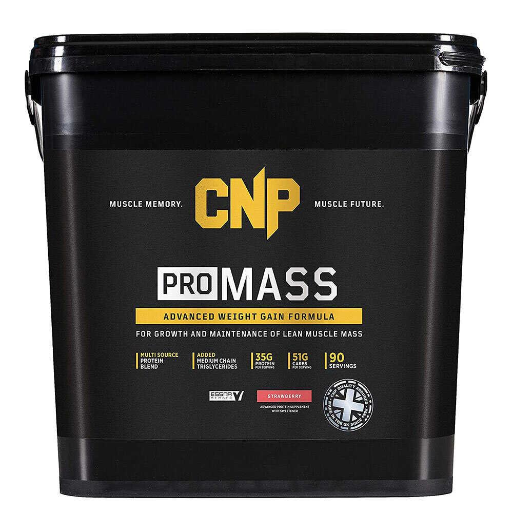 CNP Mass XL 4800gr Φράουλα