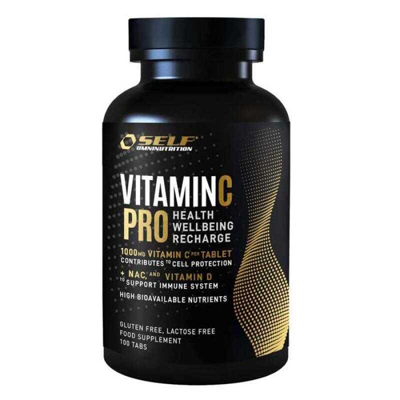 Self Omninutrition Vitamin C Pro 1000mg 100 ταμπλέτες
