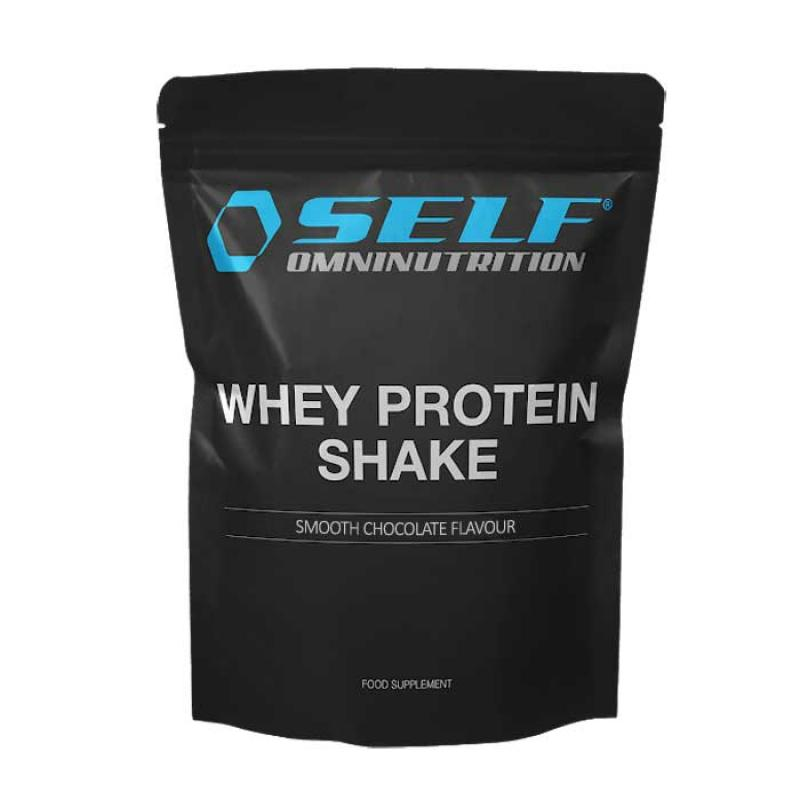 Self Omninutrition Whey Protein Shake Chocolate Flavour 1000gr