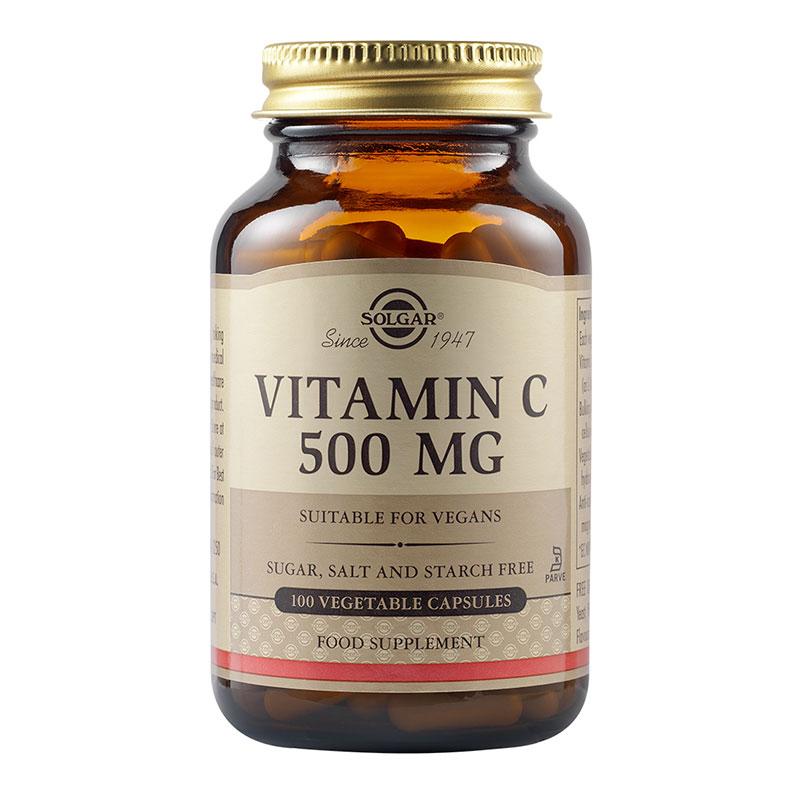 VITAMIN C 500MG 100CAPS