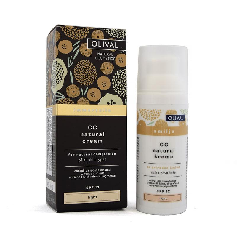 CC Natural Cream Olival