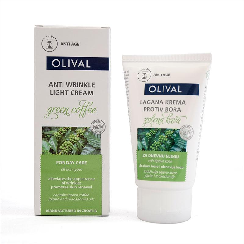 anti wrinkle light cream