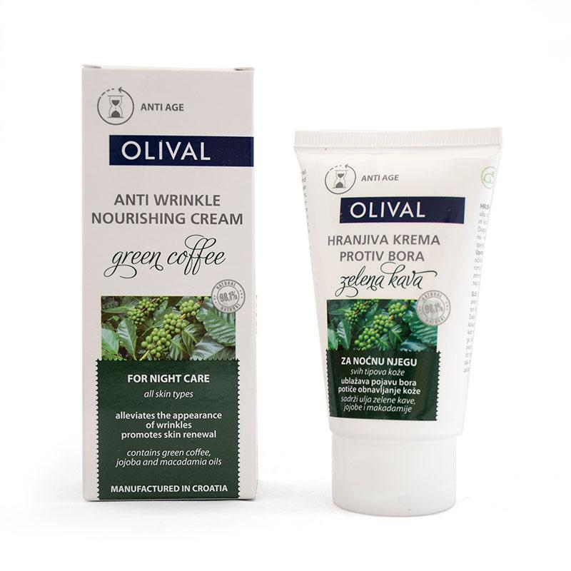 Anti Wrinkle Nourishing Cream Olival