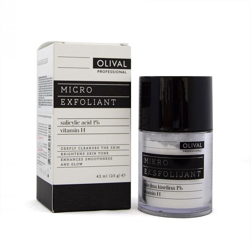 Micro Exfoliant Olival