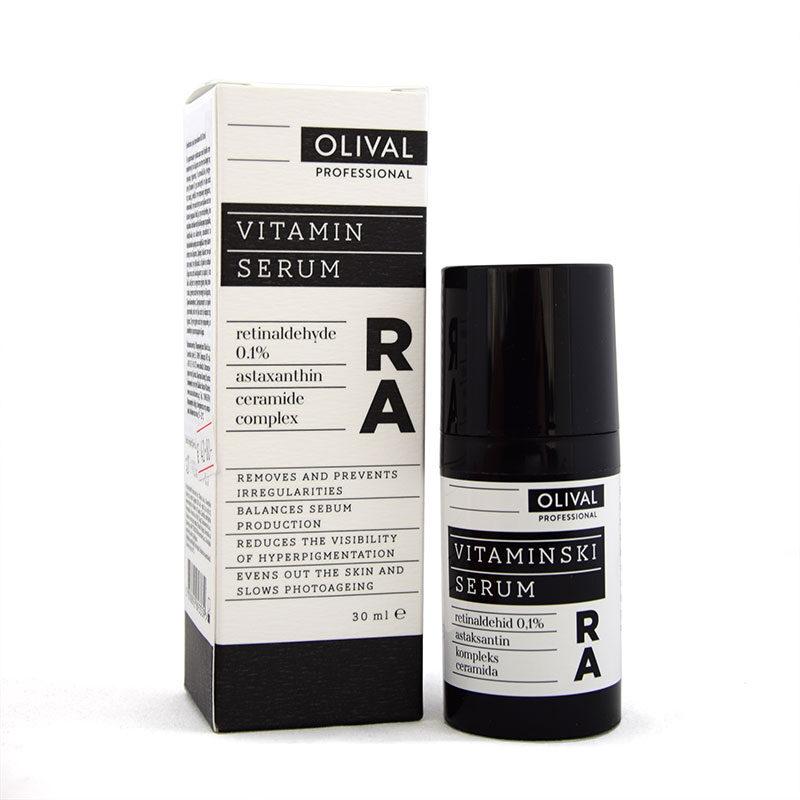 Vitamin Serum RA Olival