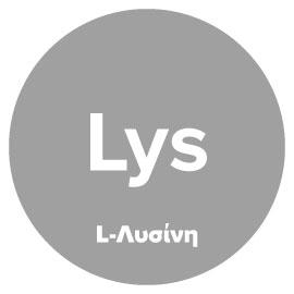 L-ΛΥΣΙΝΗ (L-LYSINE)